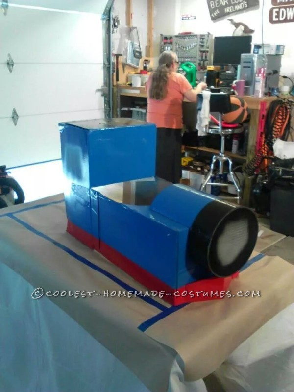 Best Thomas the Train Toddler Costume - 6