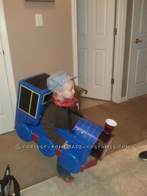 Best Thomas the Train Toddler Costume - 1