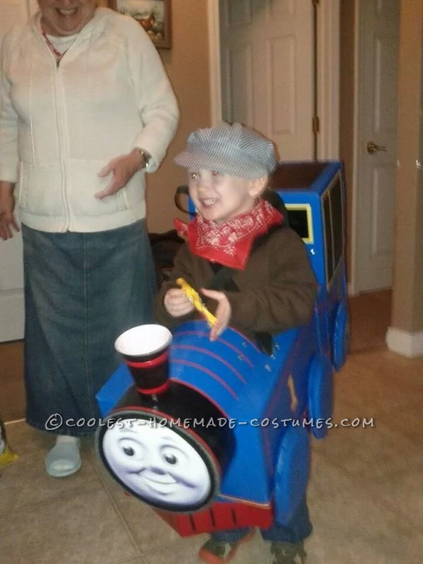 Best Thomas the Train Toddler Costume - 2