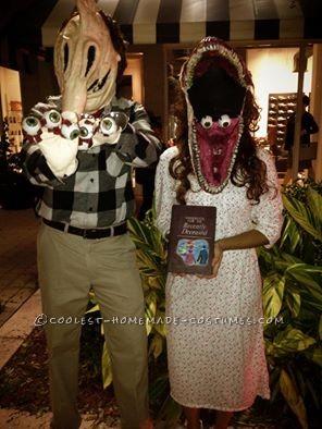 Best Tim Burton Maitlands Costumes Ever!