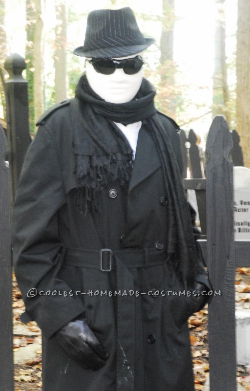 Coolest Invisible Man Costume - 1