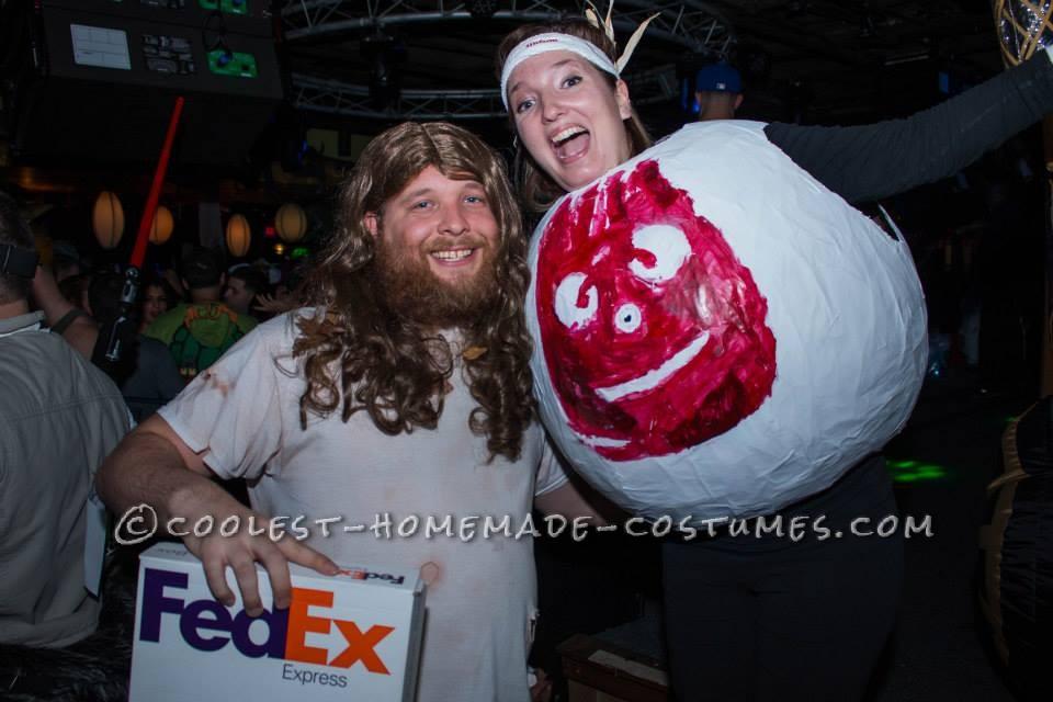 Castaway Couple Halloween Costume