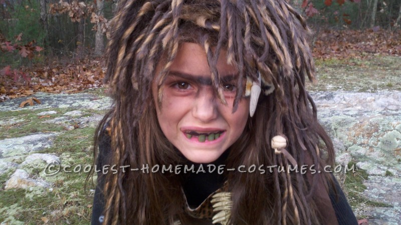 Cave Girl Costume – Won 1st Place… Twice! - 1