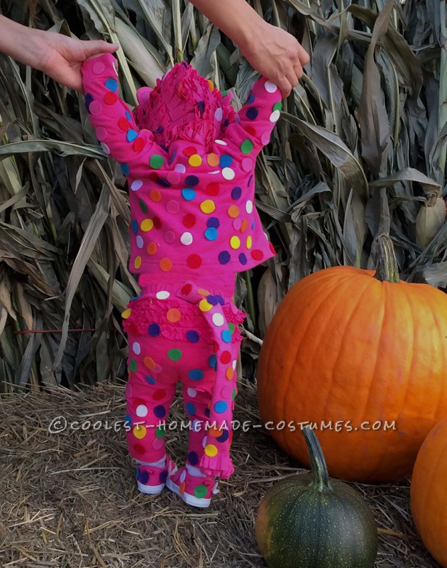 Circus Animal Cookie Baby Costume, Easy and Delicious!