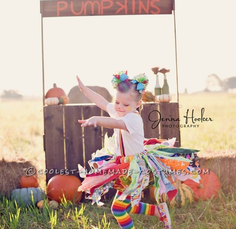Clowning Around for Halloween Costume - 1