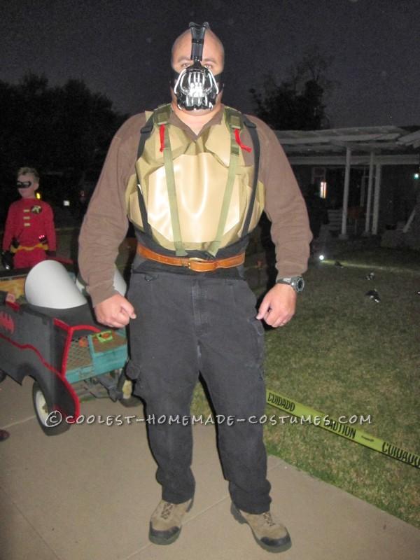 Cool Bane Costume