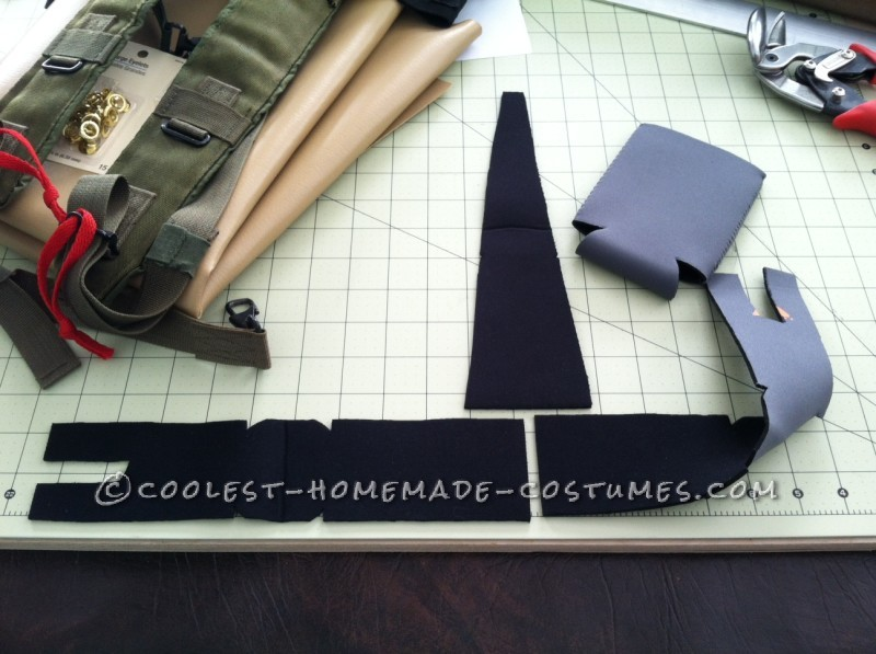 Cool Bane Costume - 7