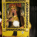 Cool Zoltar the Fortune Telling Machine Costume