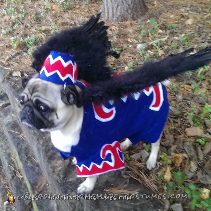 Coolest Flying Monkey Dog Costume - 1