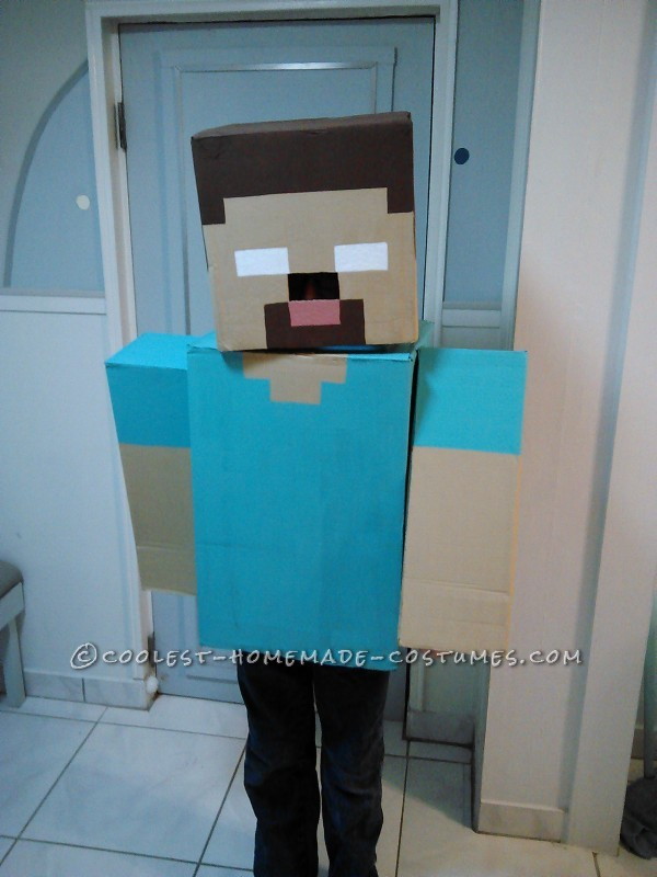 Coolest Herobrine Costume