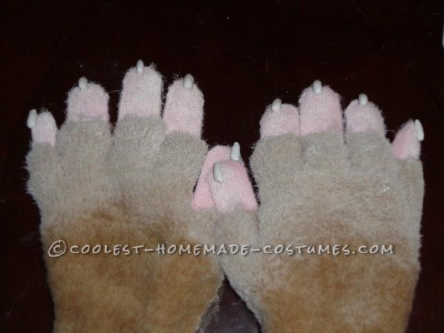 Coolest Kia Ganster Hamster Group Costume - 5