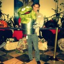 Coolest Oscar the Grouch Costume