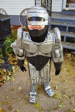 Coolest Robocop Costume for Kids