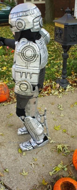 Coolest Robocop Costume for Kids - 1