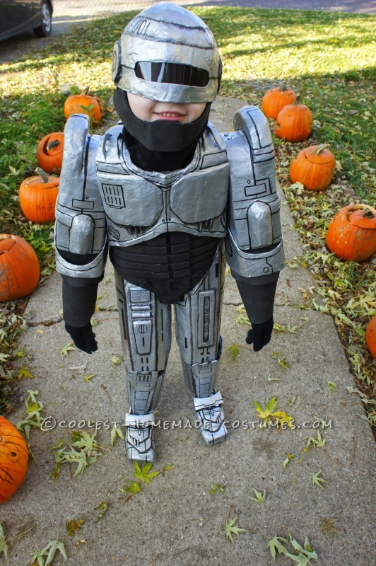 Coolest Robocop Costume for Kids - 2