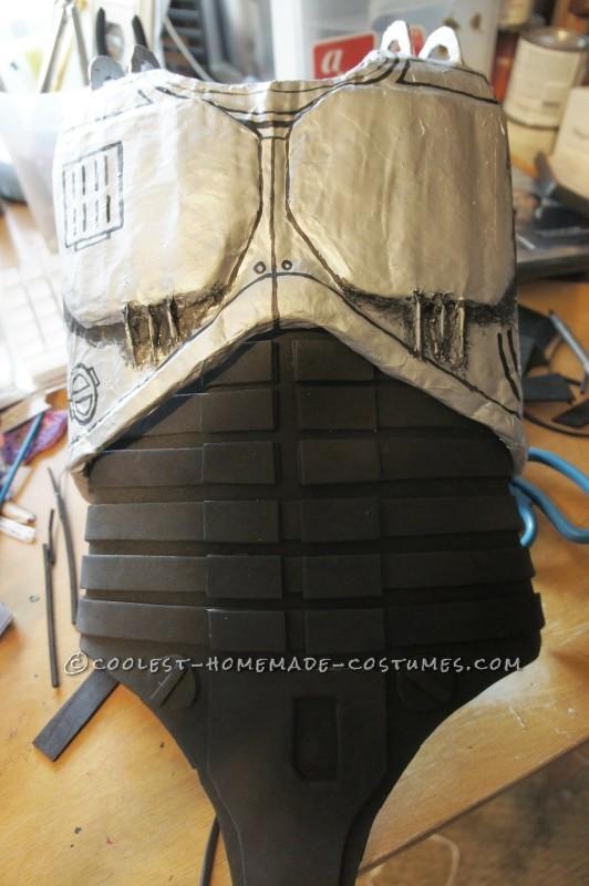 Coolest Robocop Costume for Kids - 4