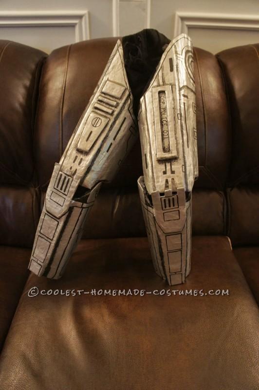 Coolest Robocop Costume for Kids - 6