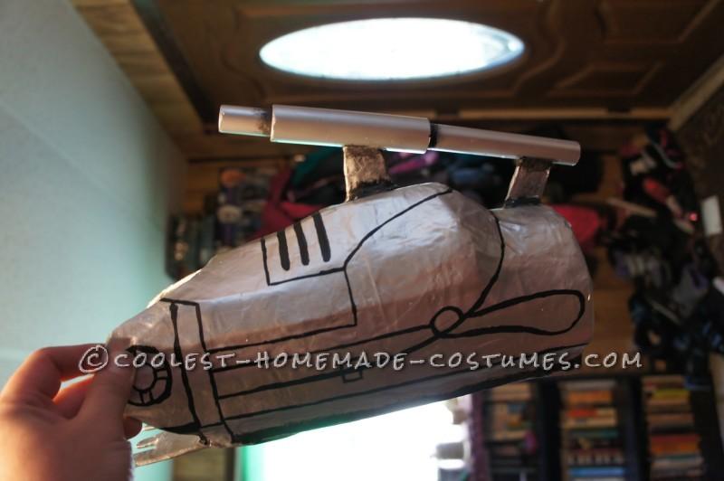 Coolest Robocop Costume for Kids - 7