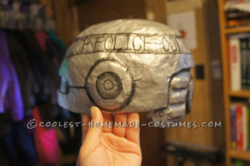 Coolest Robocop Costume for Kids - 8