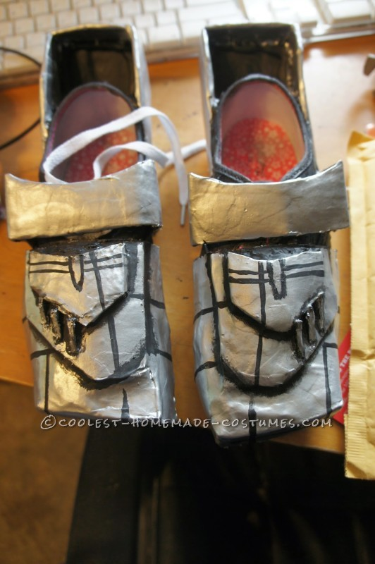 Coolest Robocop Costume for Kids - 9