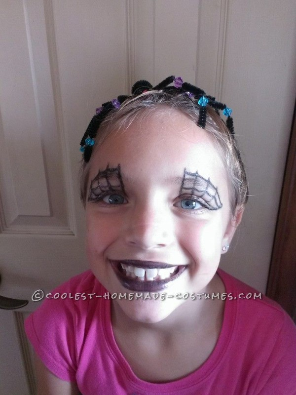 Coolest Spider Girl Costume for Girls
