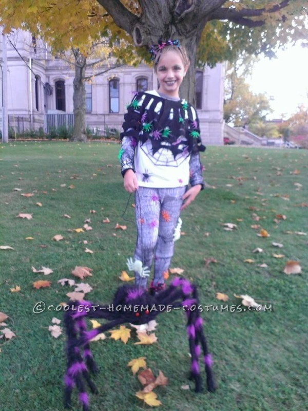 Her full costume