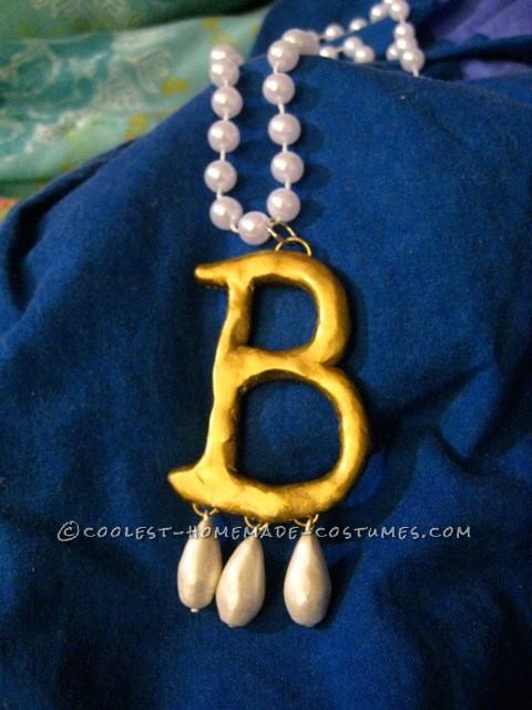 Betty's Anne Boleyn necklace