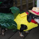 Corn Dog Costume