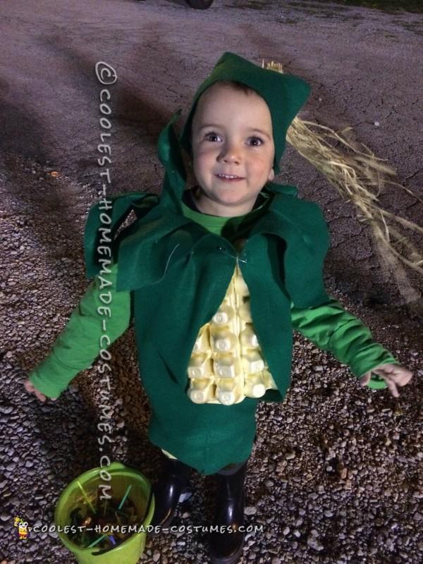 Corny Costume for a Kid