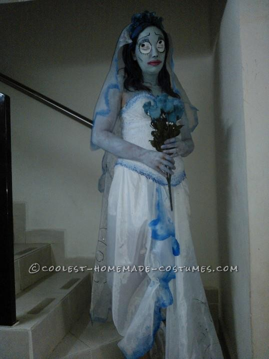 Coolest Corpse Bride Homemade Costume