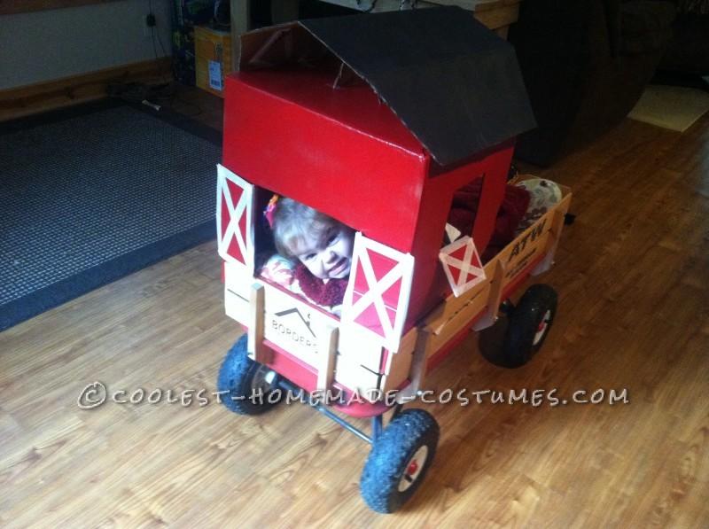 Barn/wagon
