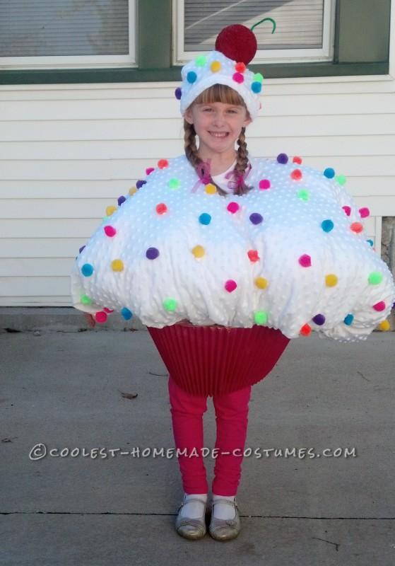 Cupcake Cutie Costume - 1