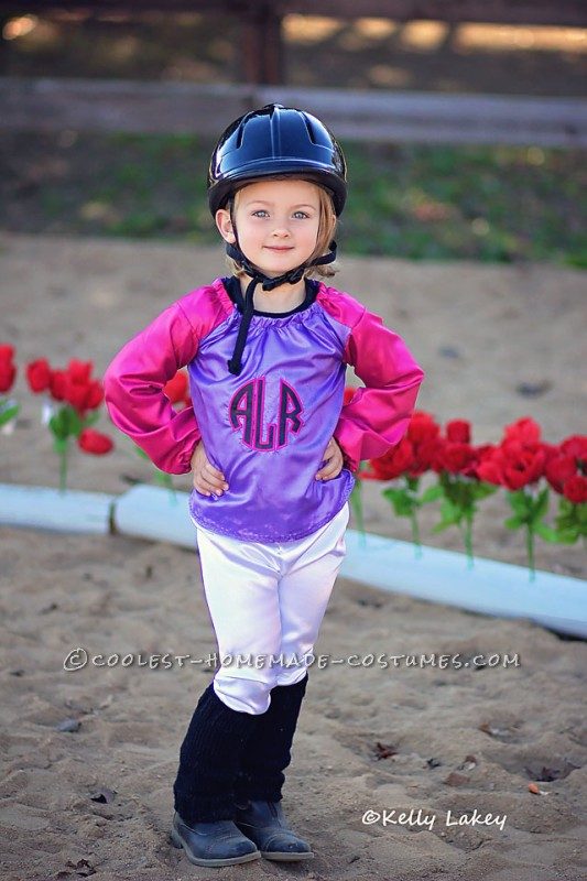 Cutest Race Horse and Jockey Duo Costume Ever! - 5