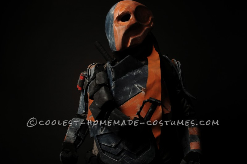 Deathstroke Costume from Batman Arkham Origins - 4