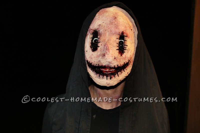 Scary Smiley Costume - Delivered from Hell