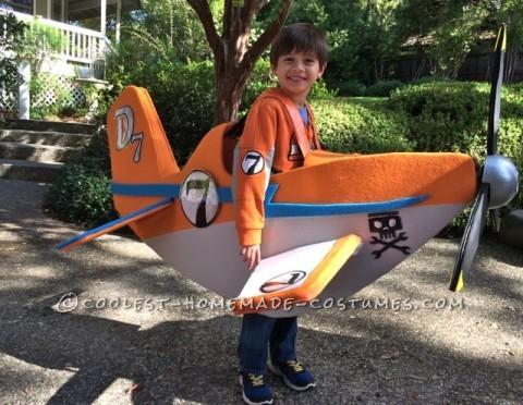 Homemade Disney Planes Dusty Costume