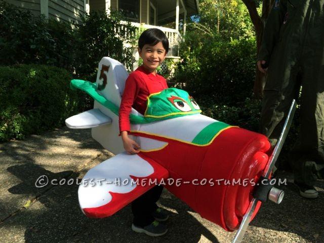 Cool Disney Planes El Chupacabra Costume