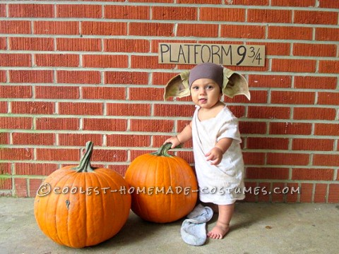 Dobby the House Elf Baby Costume from Harry Potter