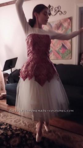 Easier-Than-It-Looks Sugar Plum Fairy Costume
