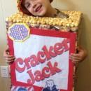 Easy Cracker Jack Costume for a Boy