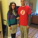 Easy Peasy Big Bang Theory Couple Costume