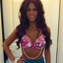 Easy Woman's Mermaid Costume!