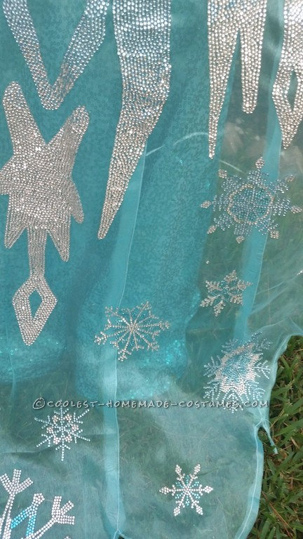 Elsa the (Very Tiny) Snow Queen Costume - 5