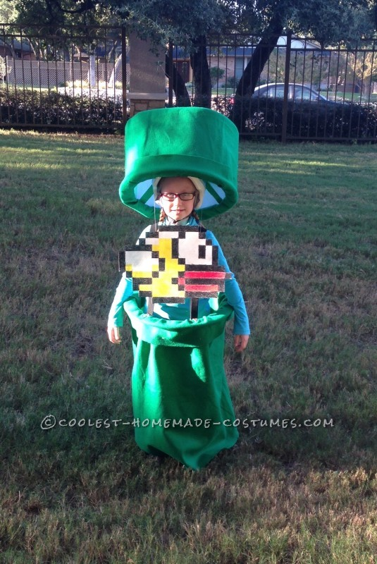 Cool Flappy Bird Costume