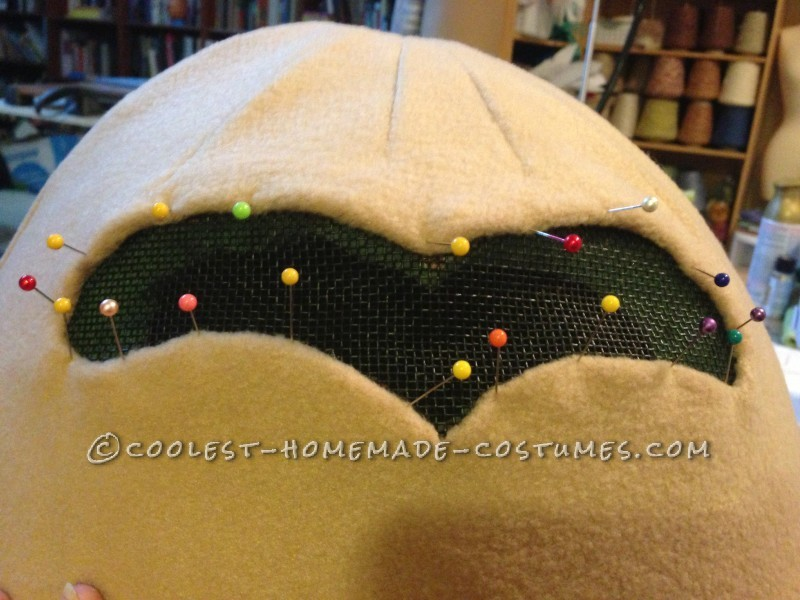 Fully Functional Mr. Potato Head Costume - 9