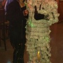 Cool Geico Money Man Costume