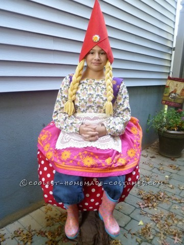 Cool Gnome Illusion Costume