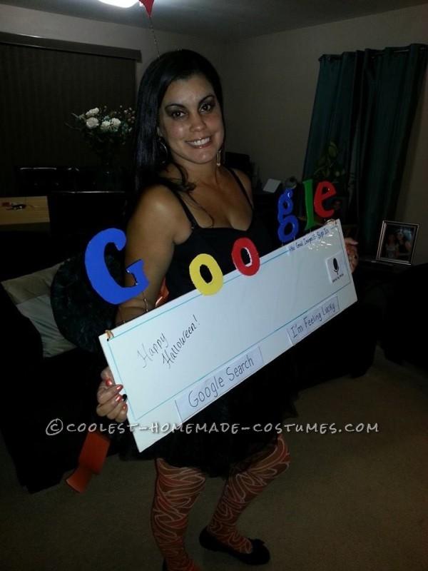 Google Girl!