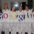 Google Girls Group Costume