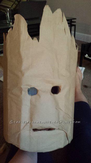 Make outline of mask